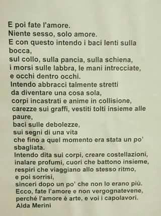 Alda Merini Amore