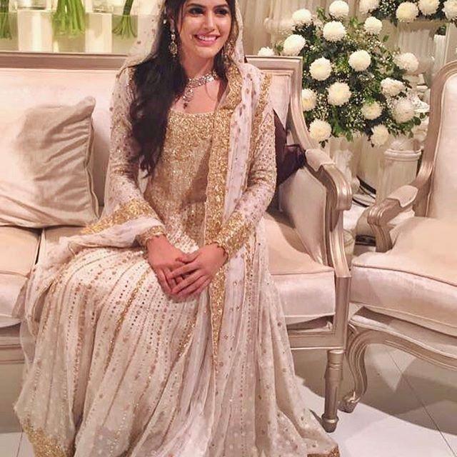 Farah Talib Aziz bride
