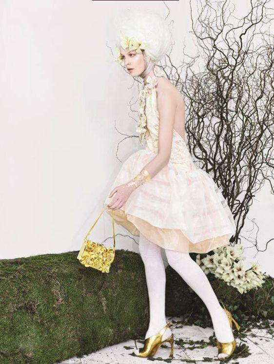 Andreea Cohut Musette spring summer 2015