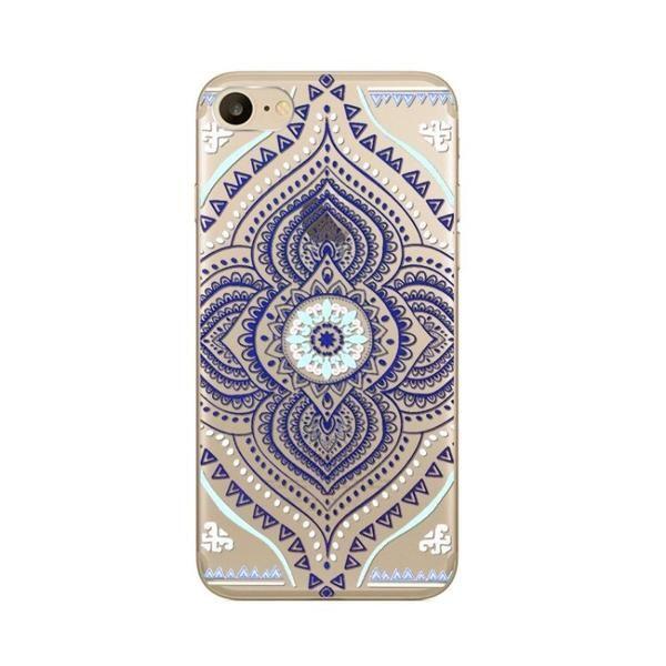 Festival Fairy Mandala iPhone Case