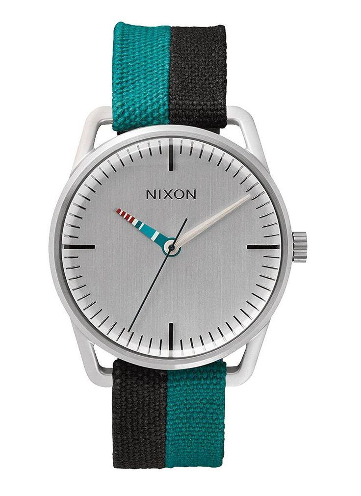 Amazon.com: Никсон Мужские A129-2008-00 Меллора Аналоговый дисплей японский кварцевый Multi-Color Watch: Nion: Одежда