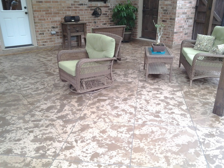 1000 images about texas decorative concrete contractors for Concrete house texas