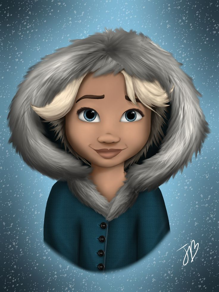 Cozy Coat (full colour) By Jolie Byrne.