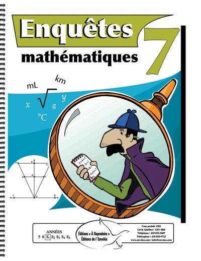 Les nombreuses situations-problèmes présentées dans ces cahiers aideront vos élèves à améliorer leurs compétences en mathématique tout en développant leurs habiletés en lecture, en compréhension écrite, en communication et en adoption de stratégies.