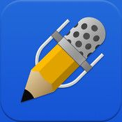 Notability is a great app for annotating PDFs and Google documents. Write, highlight, and draw right on top of a document.