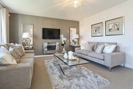 Living rooml - Taylor Wimpey The Rivington