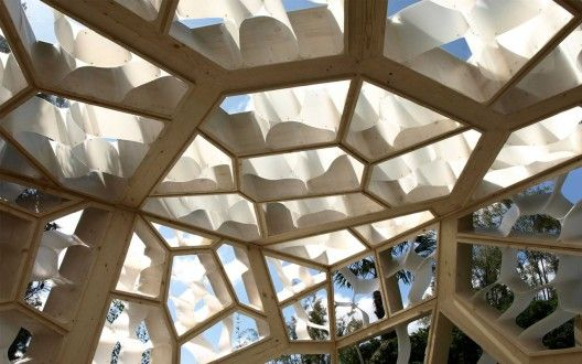 The Times Eureka Pavilion, Royal Botanic Gardens - London