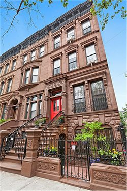103 west 122nd street make this delightful harlem for Townhouses for sale in harlem