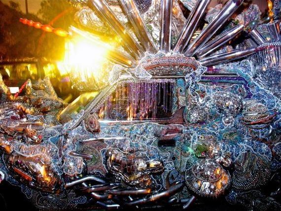 bling 4 yo autOmObeel : Art Car Ball '12: Photo