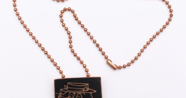 Collar Don Gato | Collares | Pinterest