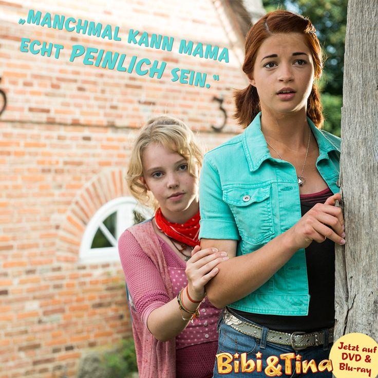 #BibiundTina - Der Film gibt es jetzt auf DVD! +++ DVD/Blu-ray gibt es hier: www.kiddinx-shop.de/bibi-und-tina/kinofilm Personalisierte DVDs hier: www.deine-dvd.de