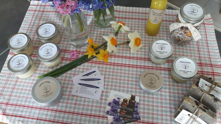 Les petits soins de Sophie  Produits cosmétiques thérapeutiques et herboristeries  100% naturels fait à la main au Québec avec passion !!! Www.lespetitssoinsdesophie.ca