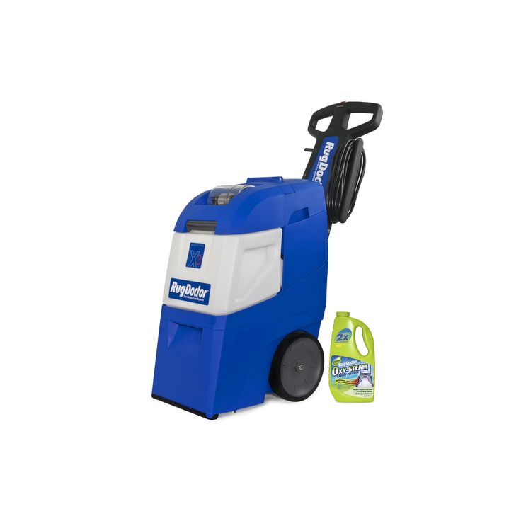 Rug Doctor Mighty Pro X3 Value Pack - Blue