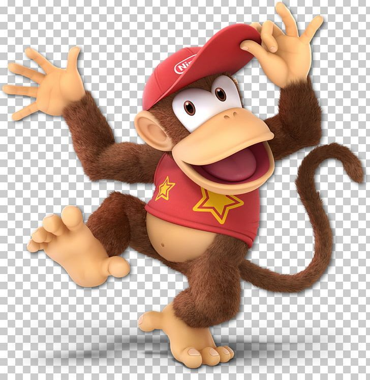 Donkey Kong Country Super Smash Bros Ultimate Mario Bros Diddy Kong Png Clipart Diddy Kong Donkey Kong Donkey Diddy Kong Donkey Kong Donkey Kong Country