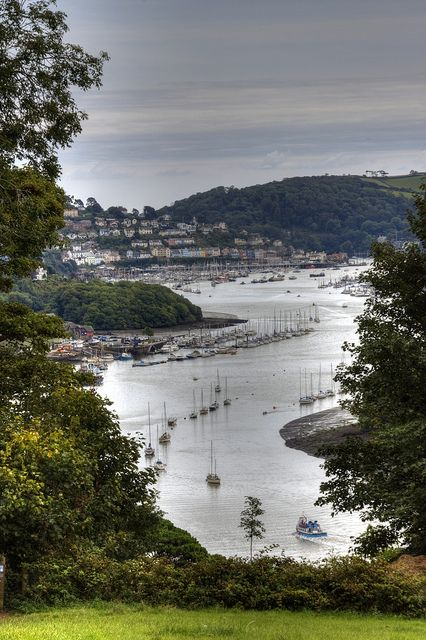 the river dart from agatha christie's greenway