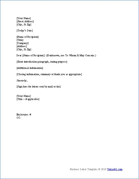 Best 25+ Formal letter format sample ideas on Pinterest Format - email resignation letter