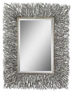 "1STOPlighting.com | Corbis - 44"" Modern Rectangular Mirror"