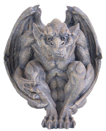 Marvelous Visit The Home Depot To Buy Kelkay Watchful Gargoyle Statue 4403