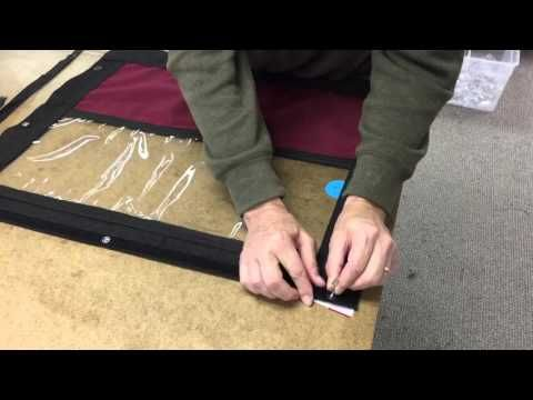 How to Enclose Your Porch with Clear Vinyl - YouTube
