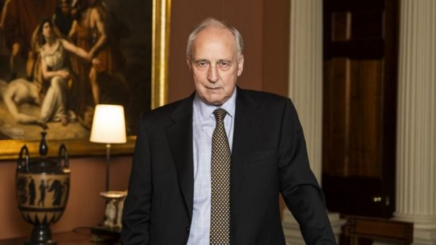 "Paul Keating says raising the GST would be ""fiscal folly"" that would only feed the bad spending habits of politicians."