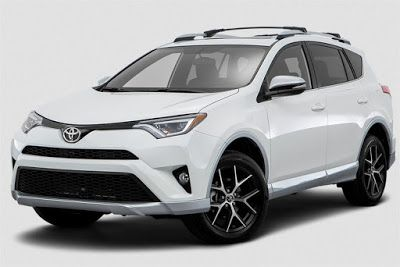2016 Toyota RAV4 Shows off Updated Features - See the Hybrid