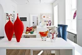Glasmuseet Ebeltoft : Den permanente samling