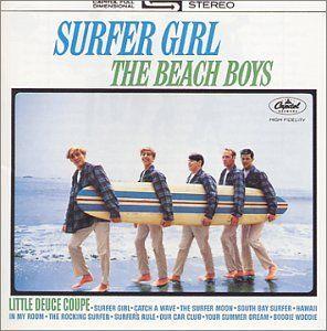 Surfer Girl The Beach Boys | The Beach Boys: Surfer Girl Album Cover Parodies