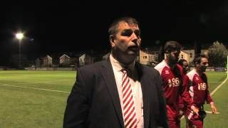 AFC Liverpool v Winsford United 24th September 2014 Post Match Interview