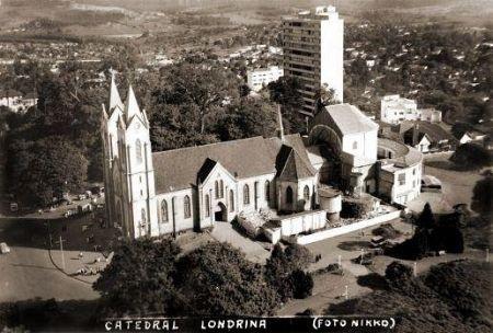 Antiga Catedral Metropolitana (Centro) - Londrina, Paraná, #Brazil.