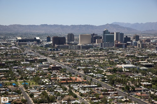 Pheonix Arizona I saw One Direction here!!! You can see our hotel