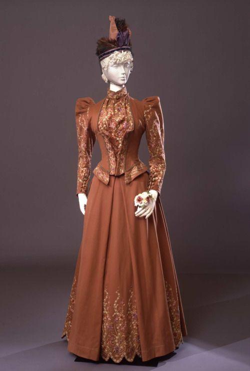 Dress1891Collection Galleria del Costume di Palazzo Pitti