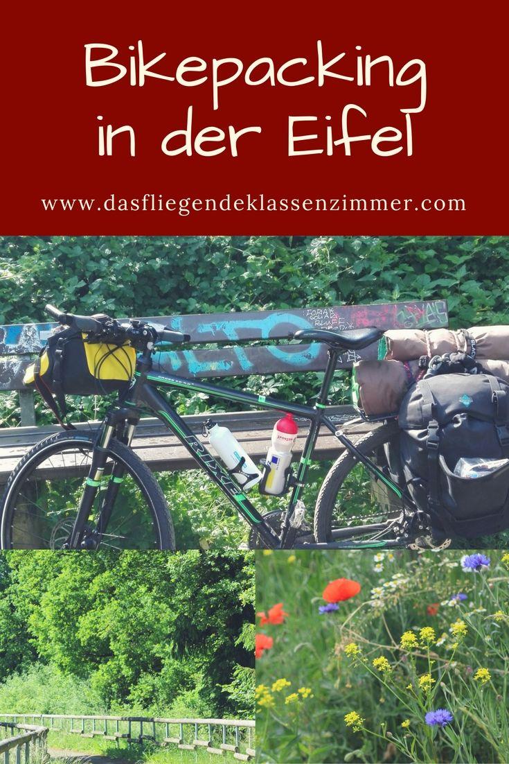 Auf stillgelegten Bahntrassen und einsamen Wegen quer durch die Eifel