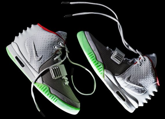 Air Yeezy 2... If you have not started camping you're already too late.