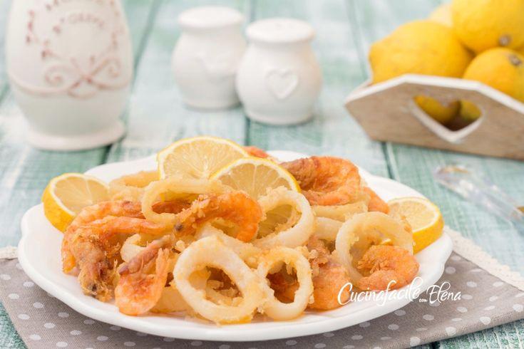 Frittura+di+pesce+al+forno