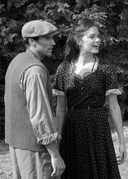 MINEVILLE (2012) - HMU - (circa 1910) Actors: Cuyle Carvin & Jamie Tisdale