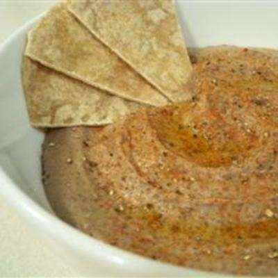 Black Bean Hummus: Healthy Eating, Black Beans Hummus, Appetizers, Food Processor, Mr. Beans, Favorite Recipes, Hummus Recipes, Dips, Black Bean Hummus