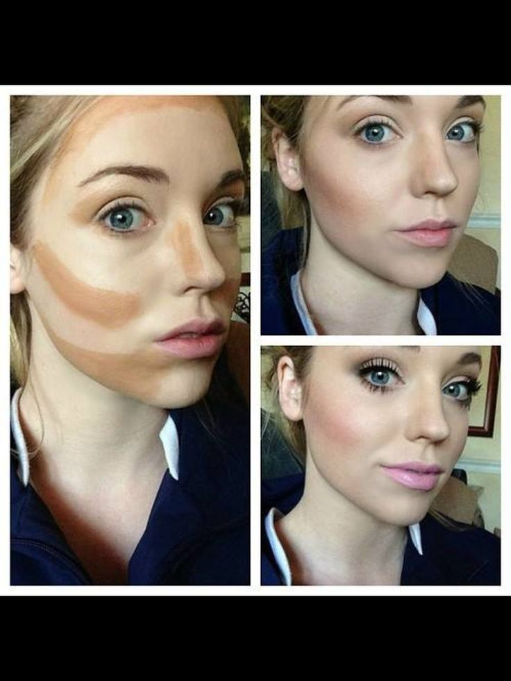 How to apply bronzer to shape your face youniqueproducts how to apply bronzer to shape your face youniqueproductsheathermckinney younique products by heather mckinney pinterest shapes ccuart Images