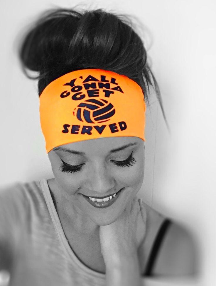 Hippie Runner - Y'ALL GONNA GET SERVED (VOLLEYBALL), $8.00 (http://www.hippierunner.com/yall-gonna-get-served-volleyball/)
