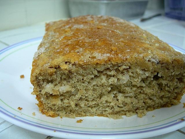 Trini Coconut Sweetbread