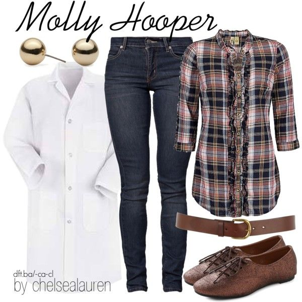 """Molly Hooper - Sherlock (BBC)"" by chelsealauren10 on Polyvore"