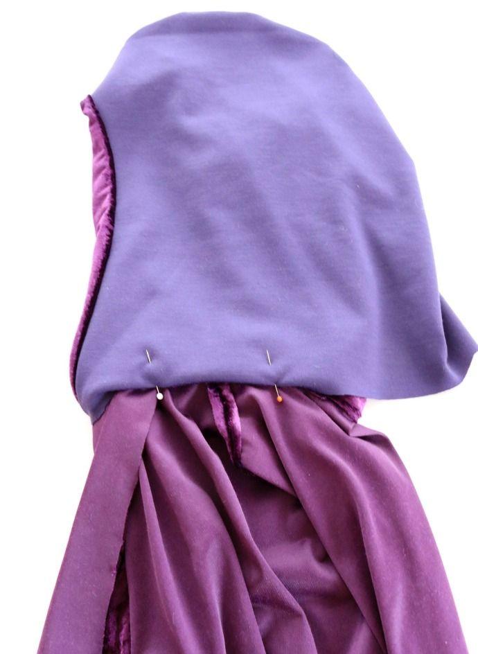 how to make a cloak easy