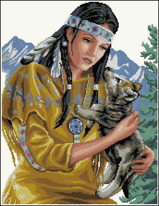 39 best Indianer images on Pinterest | Indianerin, Indianer und ...