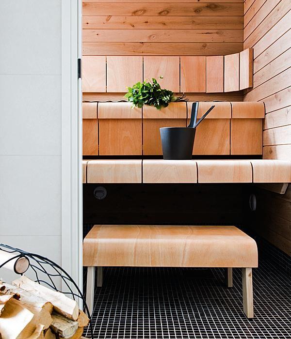Moderni rintamamiestalo   Koti ja keittiöHyvännäköinen lattia