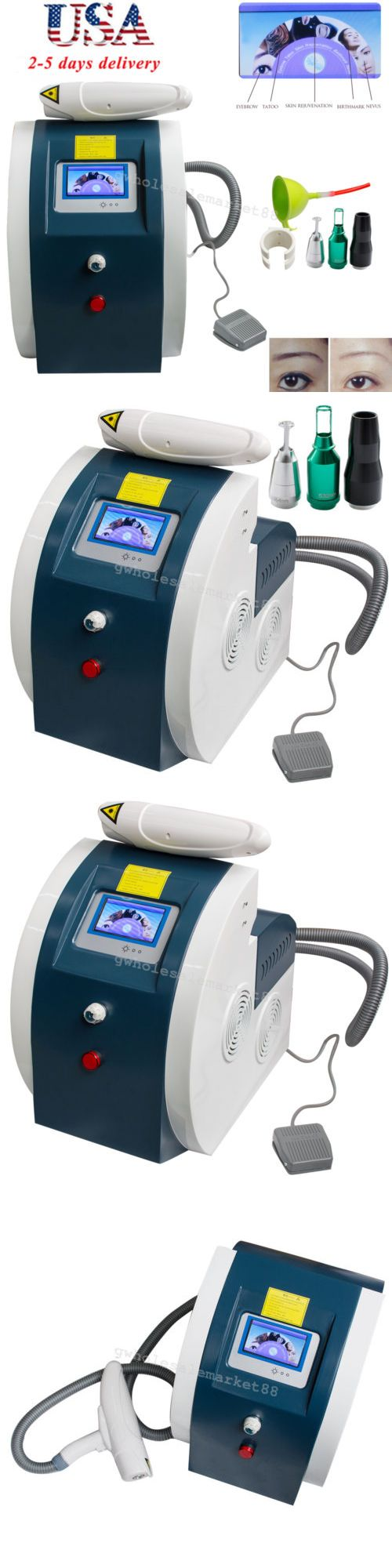 Tattoo Removal Machines: Tattoo Removal Machine Eyebrow Pigment Removal Eyes Beauty Machine Us 2-5D Ship -> BUY IT NOW ONLY: $1269.41 on eBay!