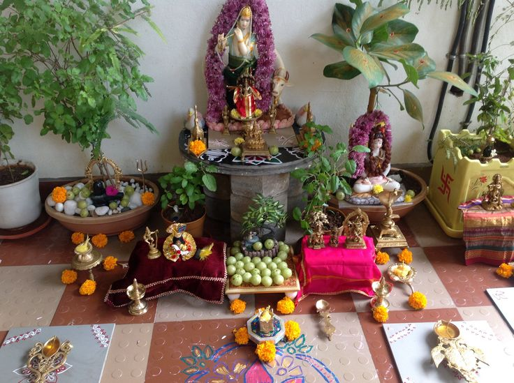 263 best images about decoration for pooja on pinterest for Room decoration ideas in diwali