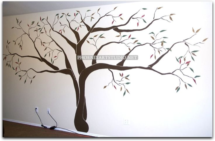 17 best images about arbol genealogico foto mural on for 7 habits tree mural