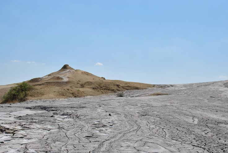 The mud vulcanos !