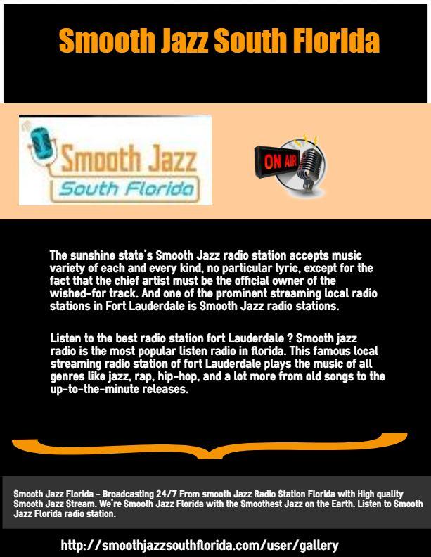 Smooth jazz Radio Station of fort lauderdale, Cool Jazz