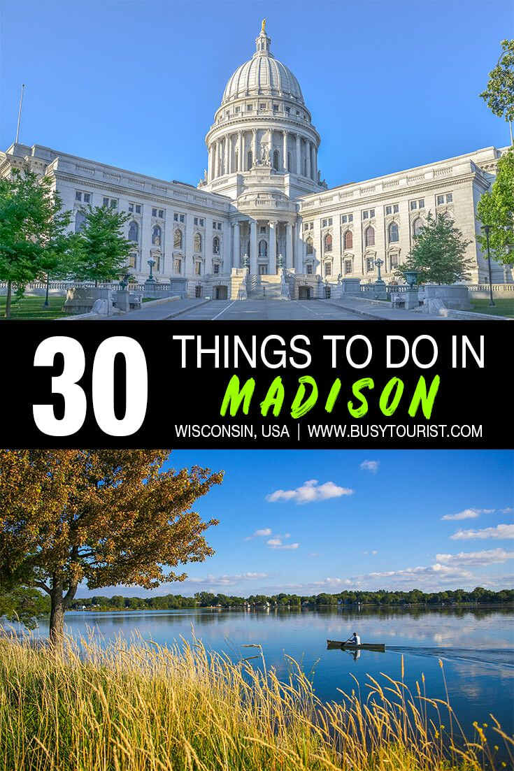 30 Best Fun Things To Do In Madison Wisconsin Wisconsin Travel Travel Usa Travel
