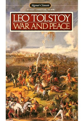 an analysis of the novel war and peace by leo tolstoy War and peace summary war and peace is a historical novel that chronicles the tumultuous events inrussiaduring the napoleonic war in the early nineteenth centuryfocusing on an aristocratic way of life that had al-ready started to fade at the time that leo tolstoy wrote the book in the 1860s, it covers a comparatively short span of time fifteen years but it renders the lives of disparate .